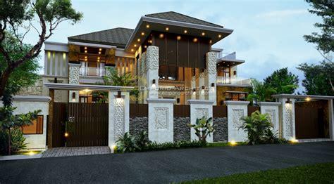 desain pagar rumah  ukiran unik jasa arsitek