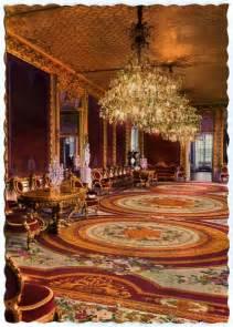 Stockholm Sweden Royal Palace Interior