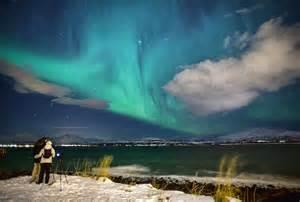 Aurora Borealis Tromso Norway