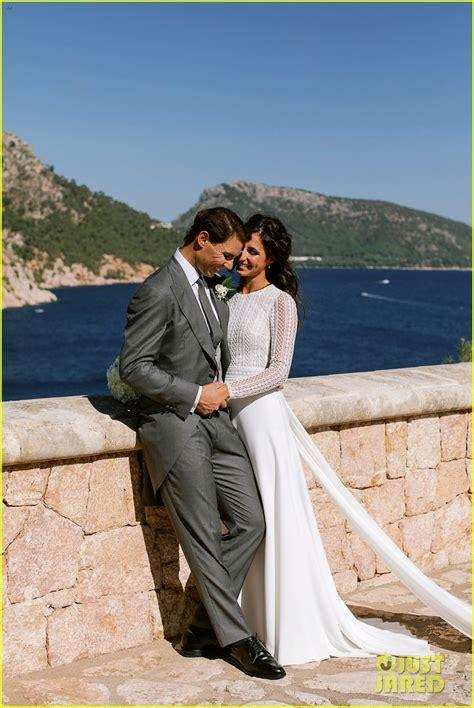 rafael nadal xisca perellos wedding  released photo  rafael nadal xisca