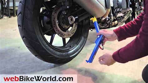 Snapjack Portable Motorcycle Lift Jack