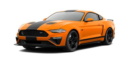2018 Roush Mustang by 2018 Roush Stage 2 Mustang