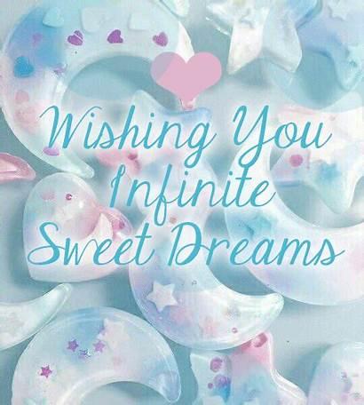 Dreams Sweet Goodnight Infinite Night Dream Send