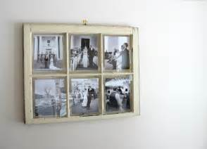 Decorating with Old Window Frames Ideas