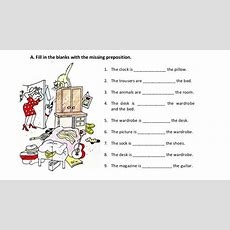 Prepositions Of Place  Ruta 66