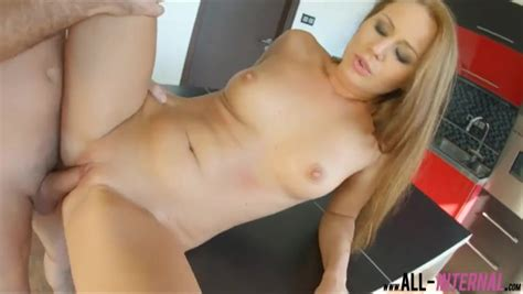 Angel Blade Sperm Dripping Out Her Pussy ZB Porn