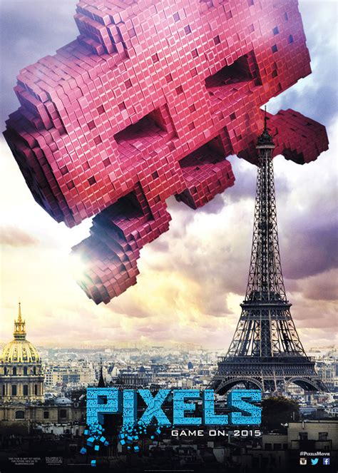 pixels   trailer release date cast plot