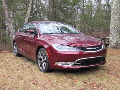 chrysler   cylinder gas mileage review