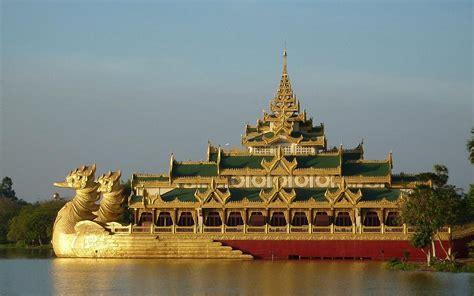 karaweik palace  wallpaperskaraweik palace