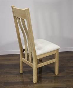 Chaise Chene Massif : chaise nor en ch ne massif finition ch ne bross meuble en ch ne ~ Teatrodelosmanantiales.com Idées de Décoration
