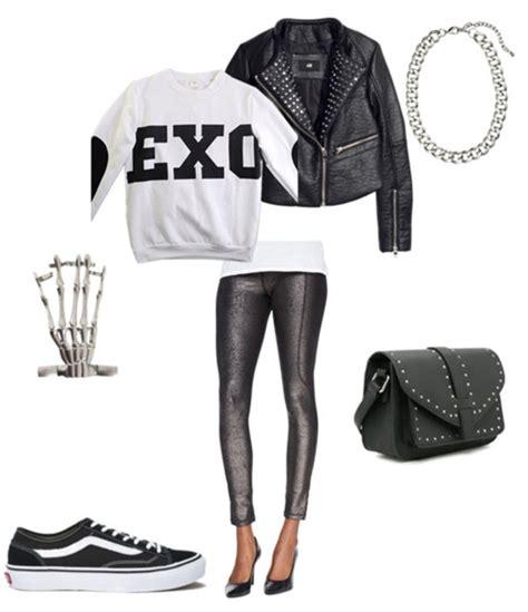 K-Pop Inspired Fashion - Part 1 - College Fashion