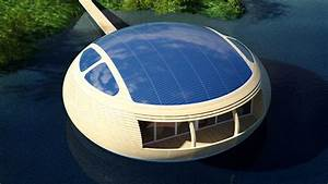 The WaterNest: An Eco-Friendly Floating House