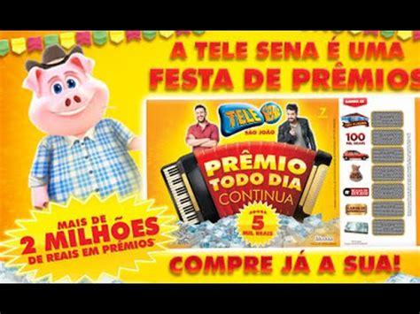 Número da sorte dia 20/06/2015 tele sena de São João 2015 ...
