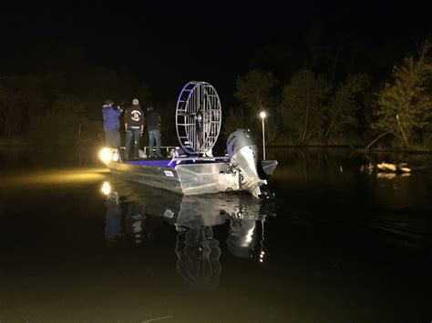 wisconsin night fishing bowfishing river things bow bobber dusk adams try county