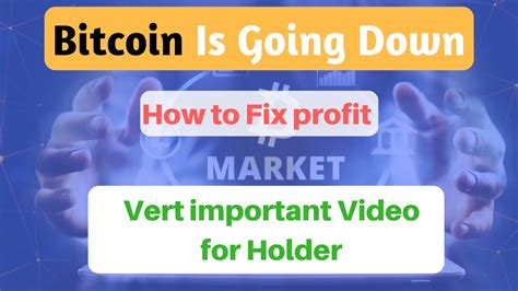 Will it come up again soon? {Bitcoin} Why Bitcoin is Going Down - How to Make Profit in this - bitcoin 2017 - YouTube