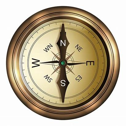 Compass North South Map Pixabay Simple Transparent