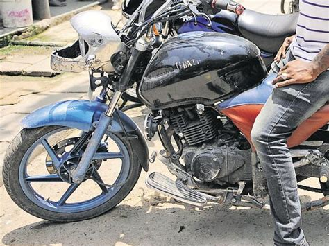 Bike Modification Work In Chandigarh motorcycles with replaced silencers pose health risks to