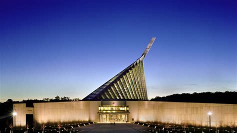 National Museum Of The Marine Corps  Fentress Architects