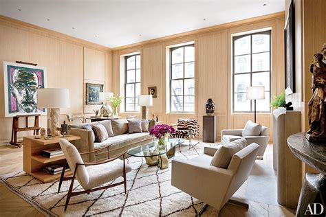 10 Top Designers Show Us Their Living Rooms