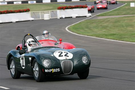 Jaguar C-Type - Chassis: XKC 008 - 2006 Goodwood Revival