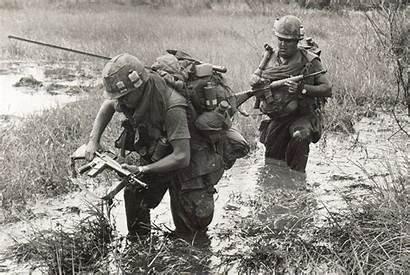 Vietnam Perang War Loadout 1969 Soldiers Jungle