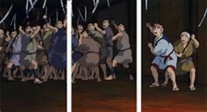 Illustration Princess Mononoke animation san Character ...