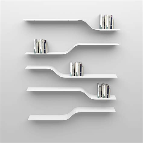 Wall Mounted Shelf Modern
