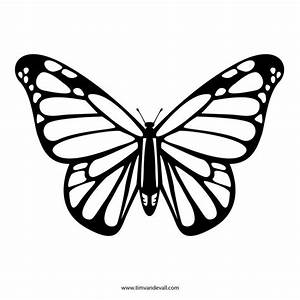 paper paper cut butterfly template With butterfly paper cut out template