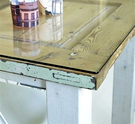 acrylic table top cover tuesday s tips use glass to make anything a coffee table