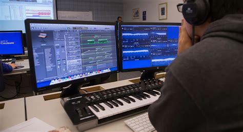 technology unc school   recording studio