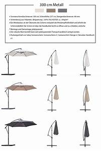 Sonnenschirm Halbrund Knickbar : ampelschirm sonnenschirm kurbelschirm halbrund balkonschirm strandschirm garten ebay ~ Watch28wear.com Haus und Dekorationen
