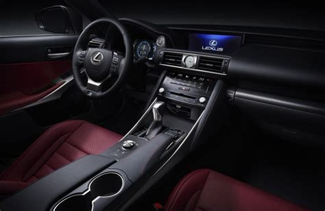 new lexus 2017 inside 2017 lexus is debuts with new look at 2016 beijing auto show