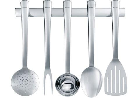 image d ustensiles de cuisine ustensiles de cuisine 6 éléments brabantia 360008 s line