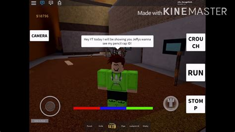 See My by Jeffy Wanna See My Pencil Rap Roblox Id