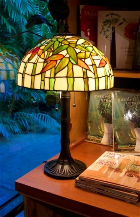 tiffany lamps  history  design drummond house plans blog