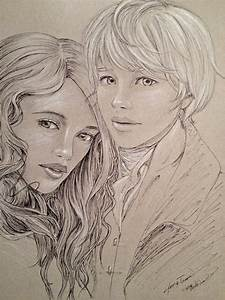 Jem Carstairs and Tessa Gray by Katarawinternight10 on ...