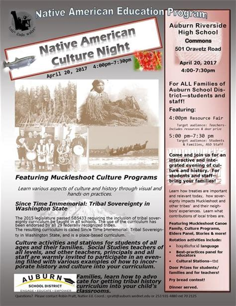 native american education native american education program
