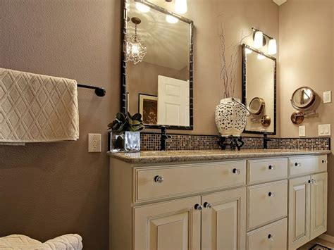 vanity bathroom ideas 9 bathroom vanity ideas hgtv