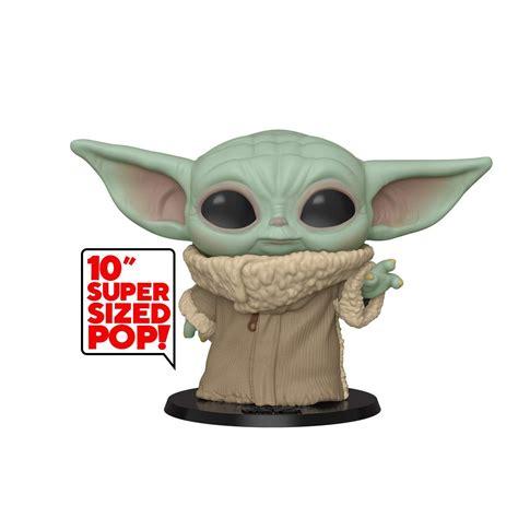 Funko Pop! Star Wars: The Mandalorian - The Child, 10 ...