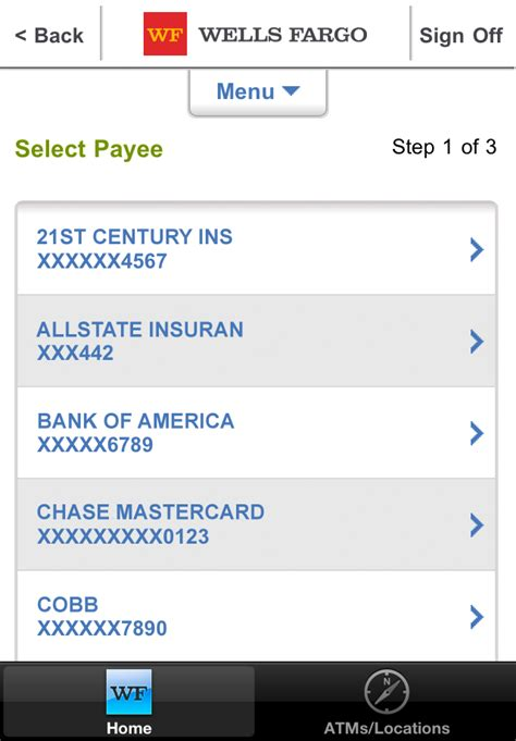 fargo app for android fargo mobile by fargo bank app