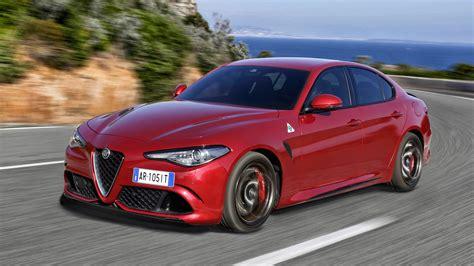 Alfa Romeo Cost by Alfa Romeo Giulia Quadrifoglio To Cost From 163 59 000 Auto