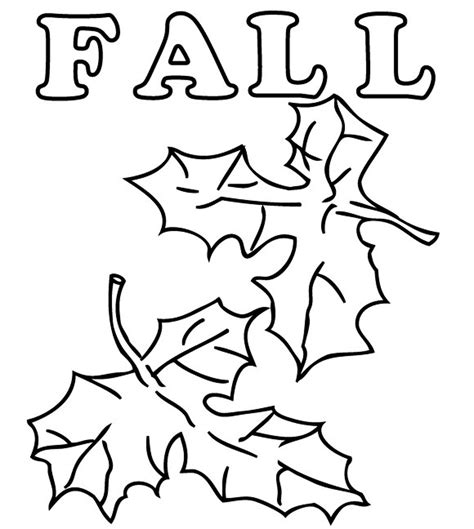 free printable fall coloring pages download