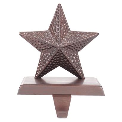 star stocking holder bronze  target christmas ideas