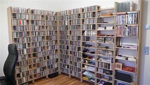 Regal Für Dvds : cd regal konfiguration trier eckregal f r ca 3500 cd ~ Sanjose-hotels-ca.com Haus und Dekorationen