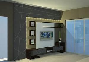 tv unit designs Google Search Home decor Pinterest