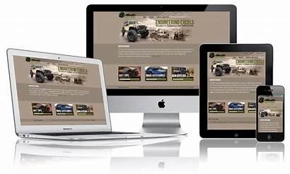 Website Responsive Web Site Lifetime Brace Technique