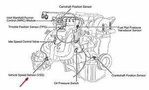 07 Ford Fusion Output Speed Sensor Problems