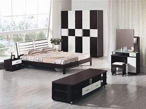 Black and White Bedroom Furniture Ideas | Editeestrela Design
