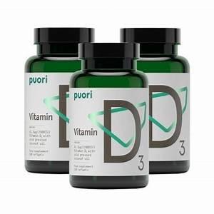 Vitamin D3 Berechnen : 3 x purepharma vitamin d3 kapseln nu3 ~ Themetempest.com Abrechnung