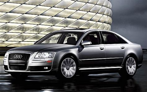 Audi A8 Photo by 2007 Audi A8 Information And Photos Zomb Drive